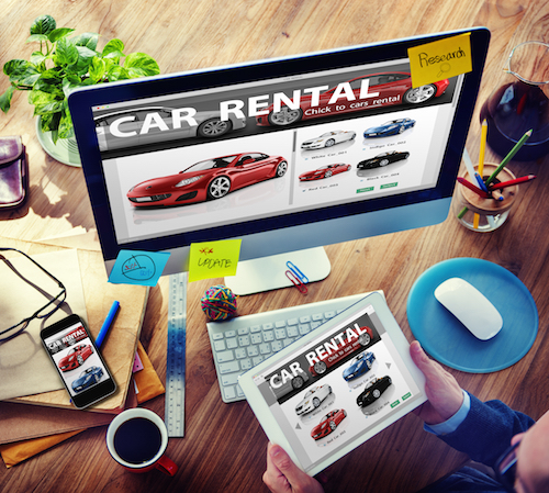 Renting a car made easy