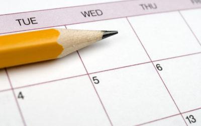 L'affichage du calendrier de Sagenda est disponible en version bêta pour les utilisateurs WordPress
