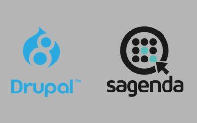 Le module calendrier Sagenda disponible sur Drupal 8