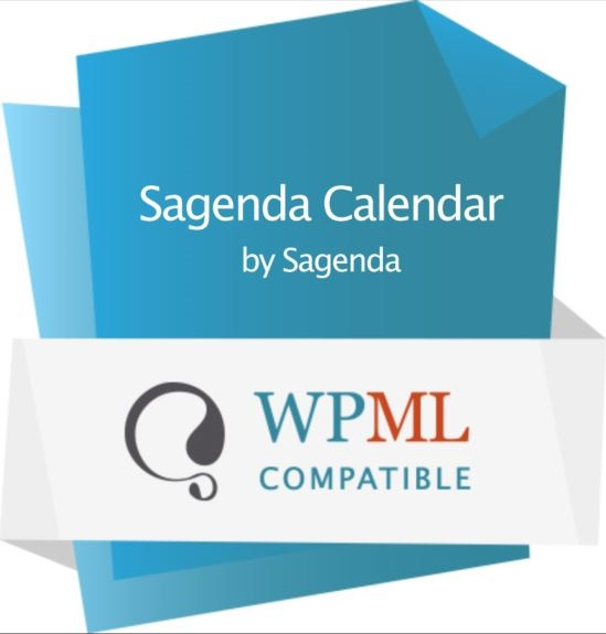 La certification de compatibilité WPML obtenue par Sagenda