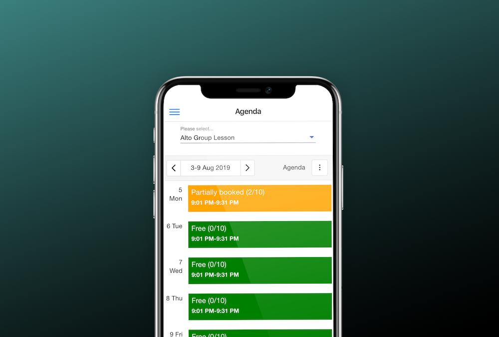 Sagenda Scheduling est désormais disponible pour iOS sur l'App Store
