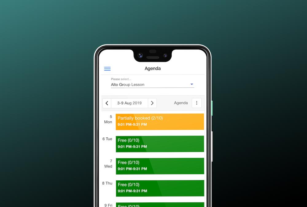 Sagenda Scheduling est désormais disponible pour Android sur Google Play
