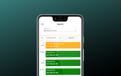 Sagenda Scheduling for Android Is Now Available on Google Play