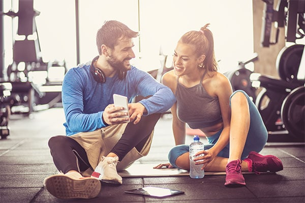 Reduce your fitness clerical work with a scheduling system
