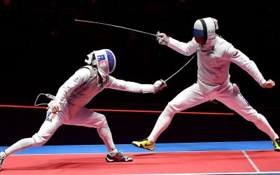 Schedule your fencing competition and training online