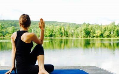 Scheduling Yoga lesson online the Zen way